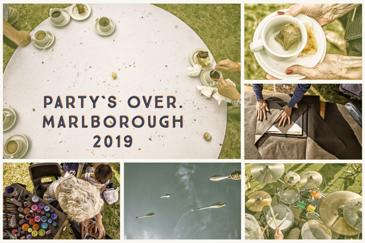 Party`s over.<BR>Marlborough 2019 Party`s over.<BR>Marlborough 2019