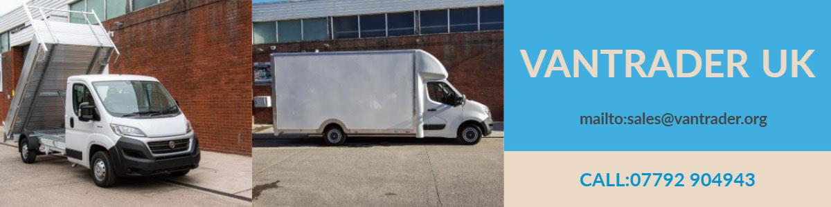 Vantrader UK Vantrader UK<P>Call:07792 904943<P>mailto:sales@vantrader.org
