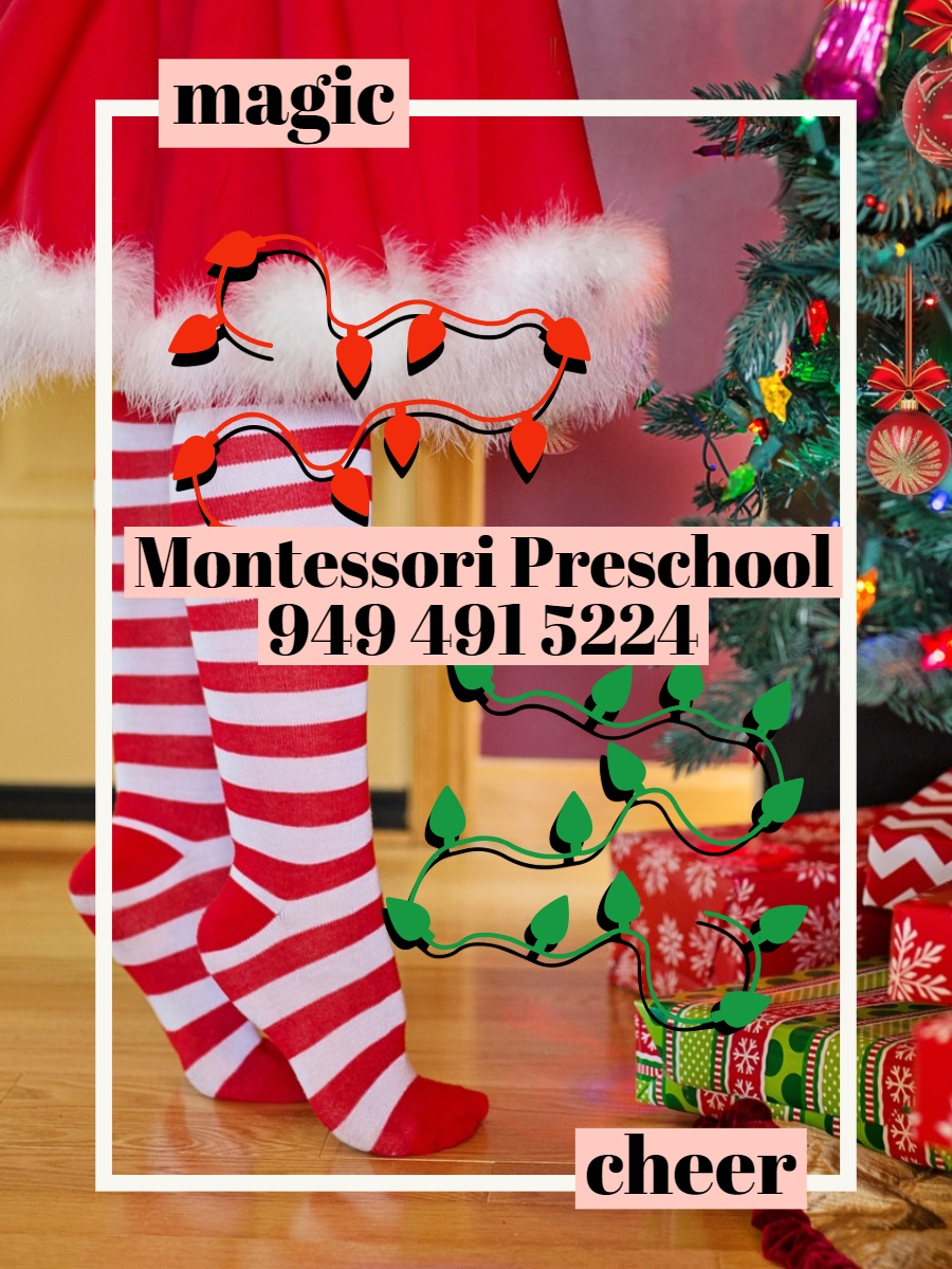 cheer cheer<P>magic<BR><P>Montessori Preschool 949 491 5224