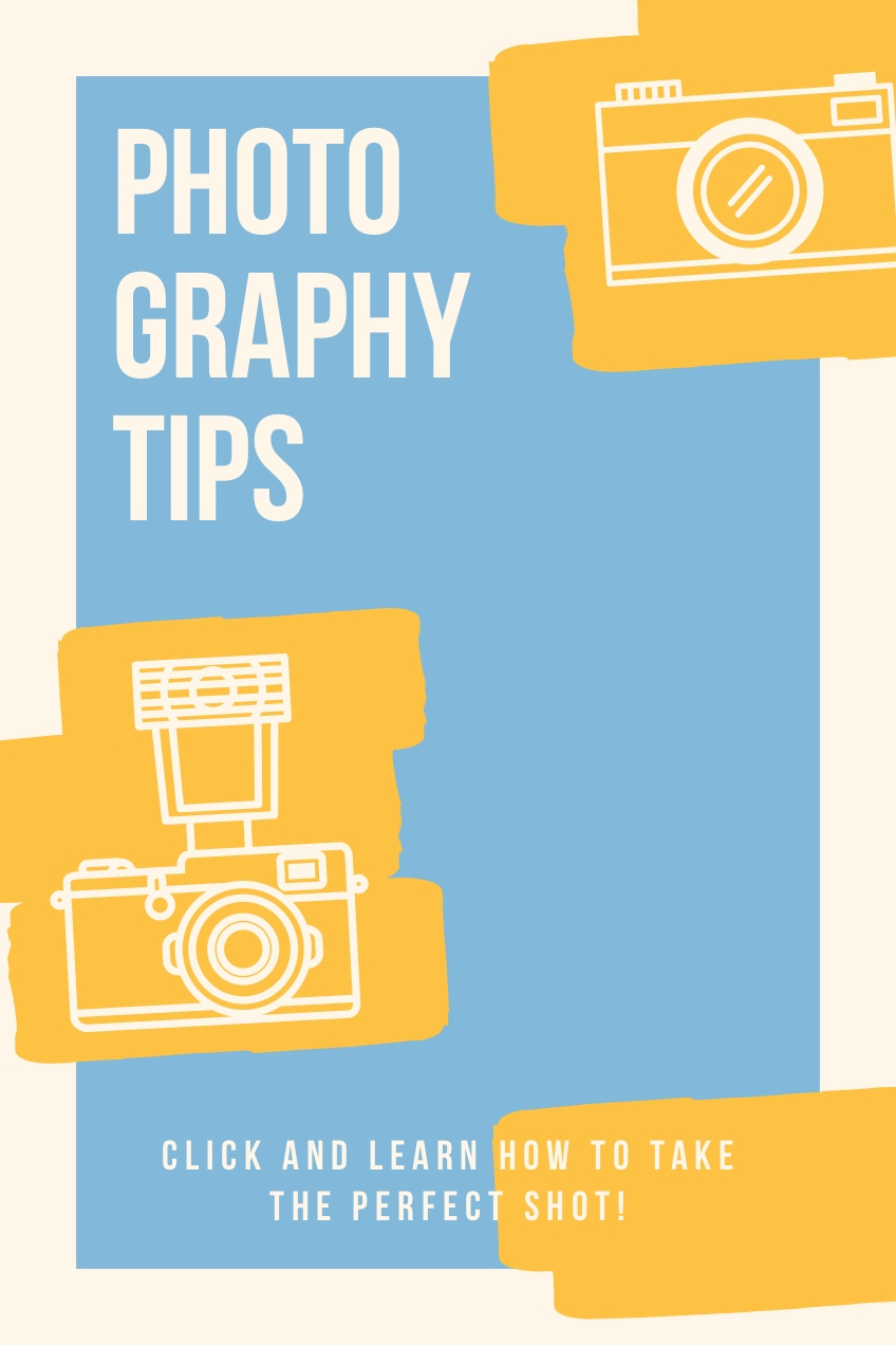 Photography Tips Pinterest Pin