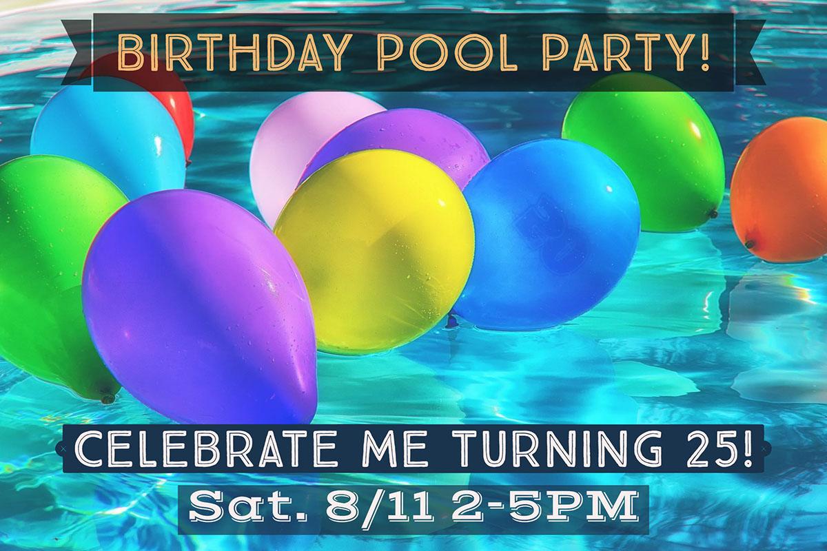 Celebrate me turning 25!