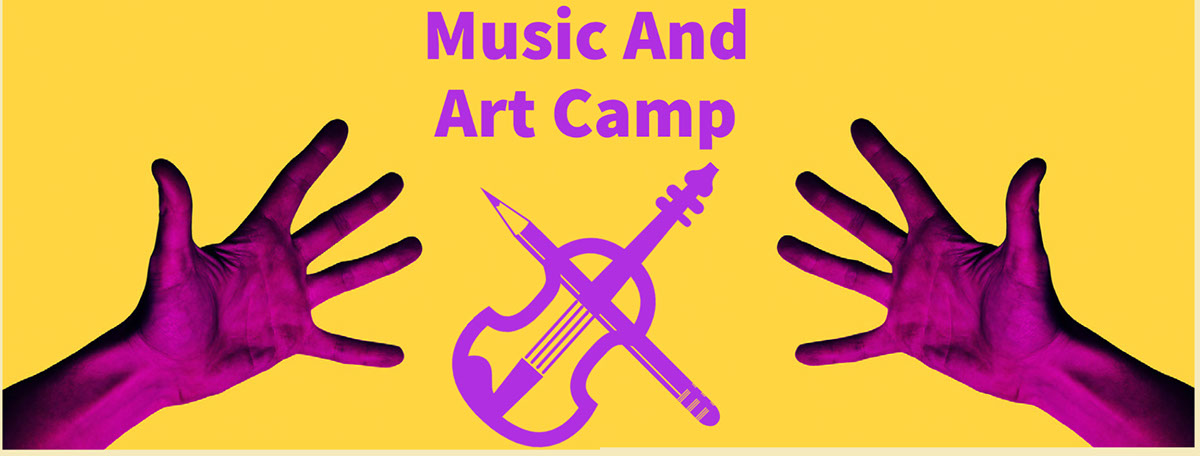Music And Art Camp Music And Art Camp