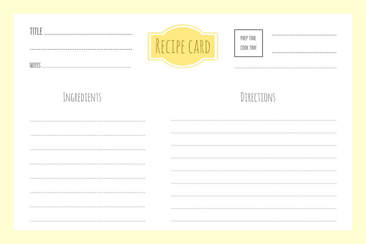 recipe card 4