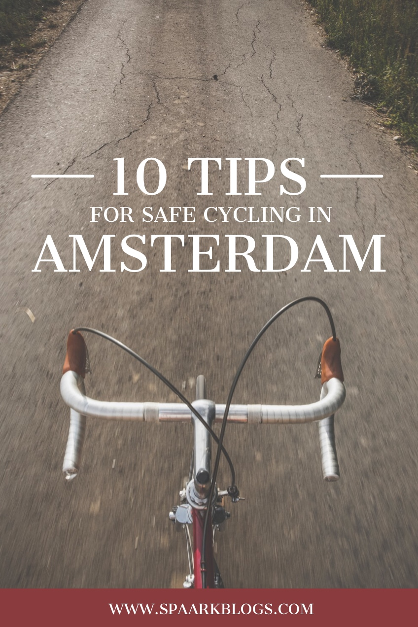 Light Toned Amsterdam Cycling Guide Pinterest