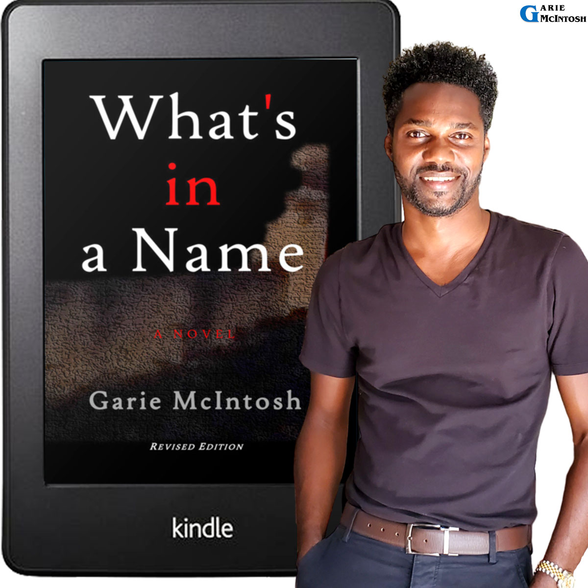 What's in a Name (Kindle edition)