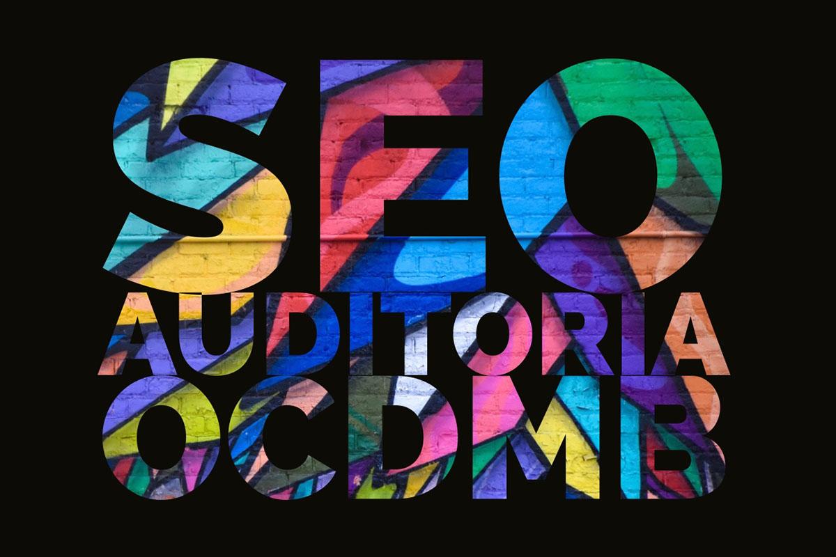 SEO Auditoria OCDMB