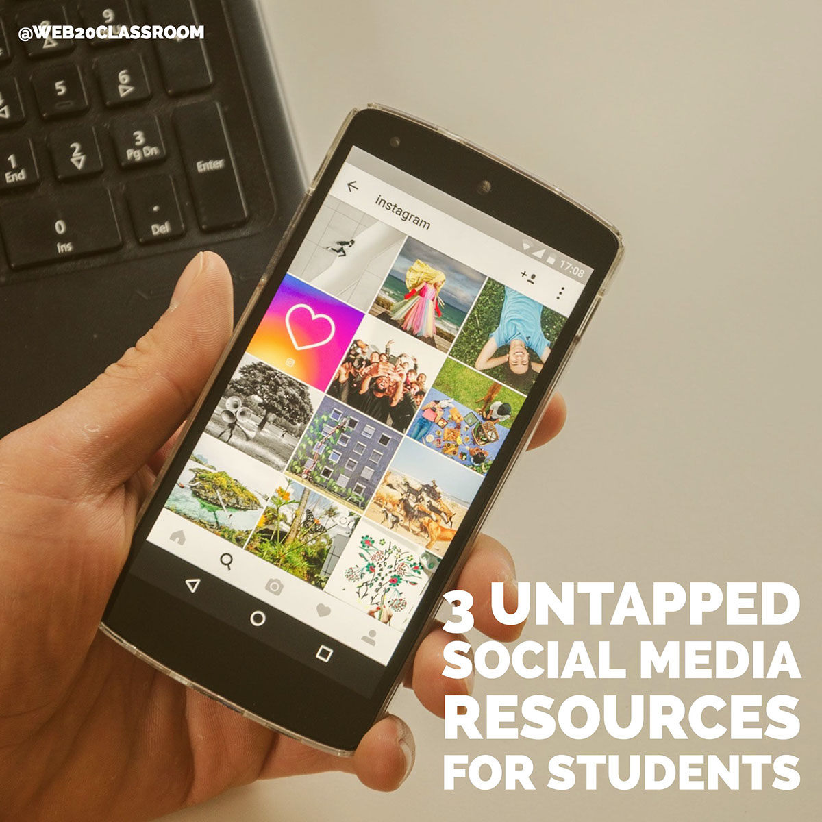 3 Untapped Social Media Resources For Students