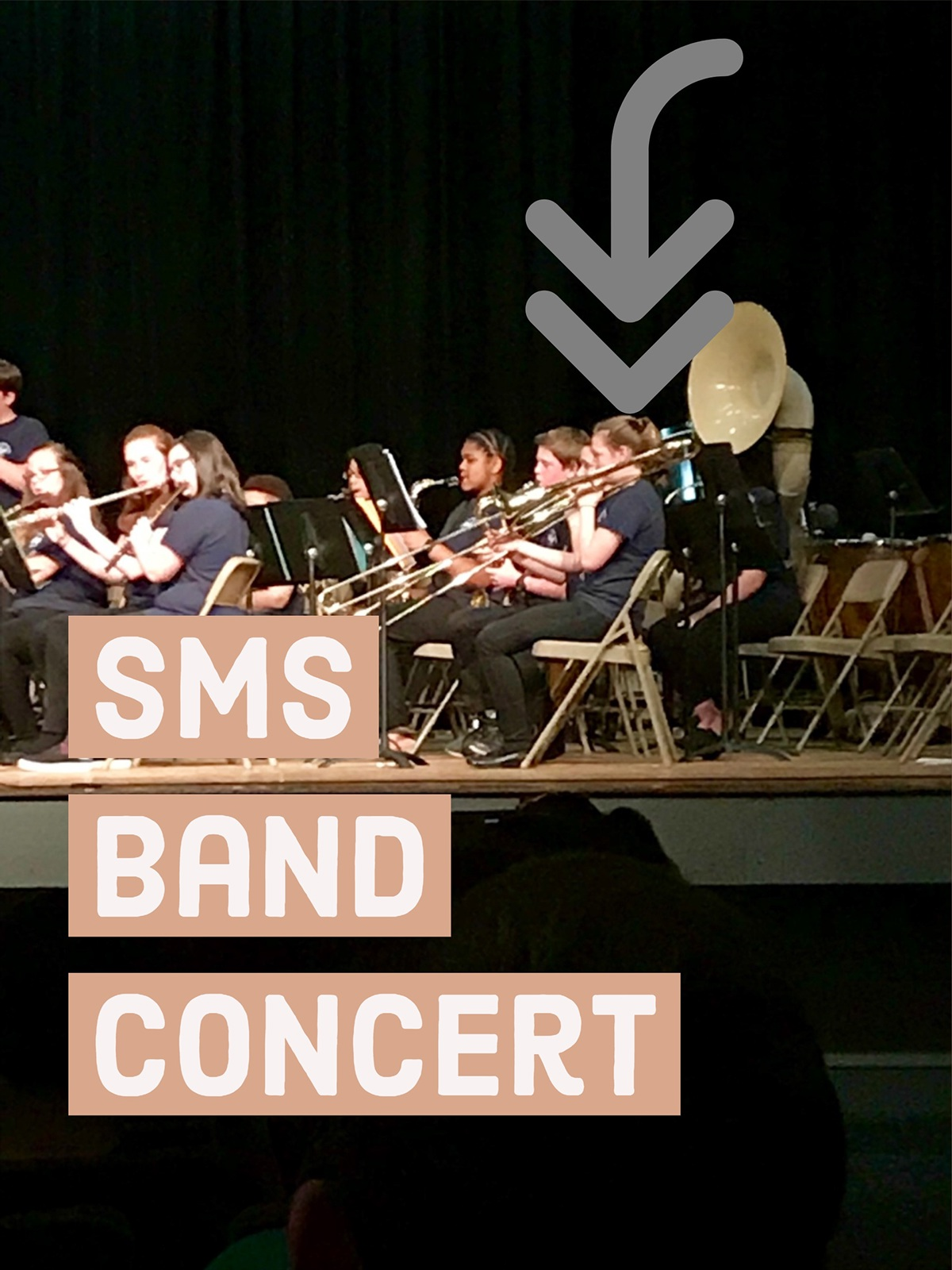 SMS Band Concert SMS Band Concert