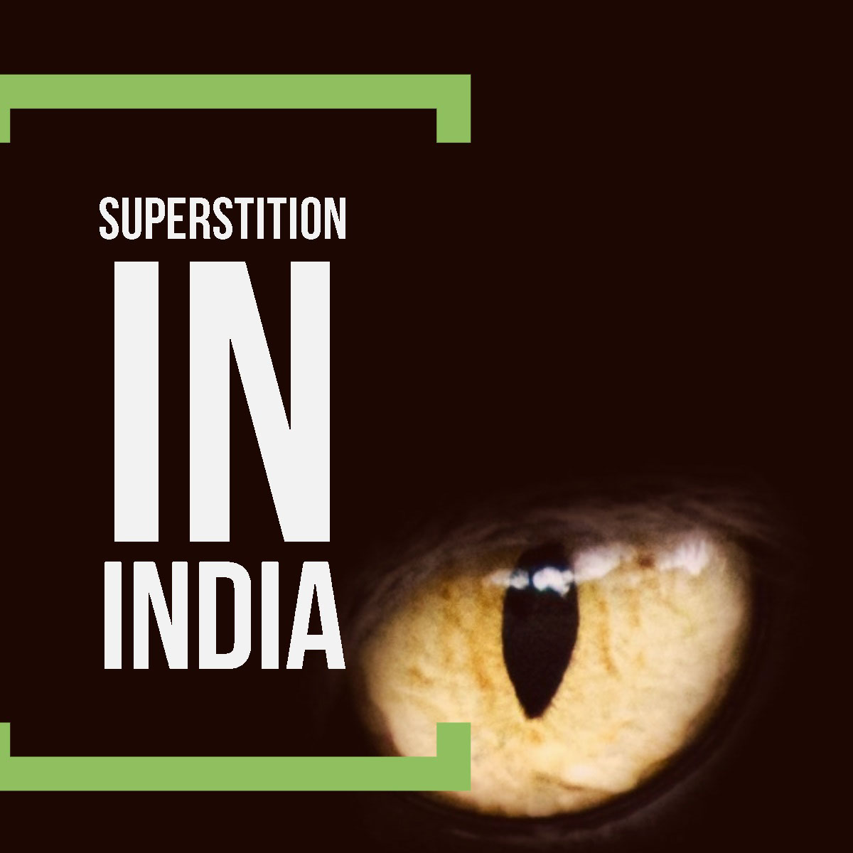 superstition in India  superstition in India