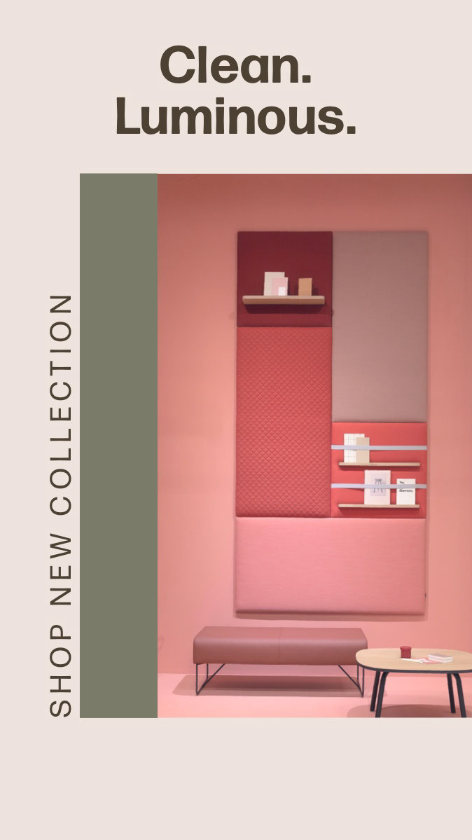 Pink, Light Toned Furniture Collection Ad Instagram Story