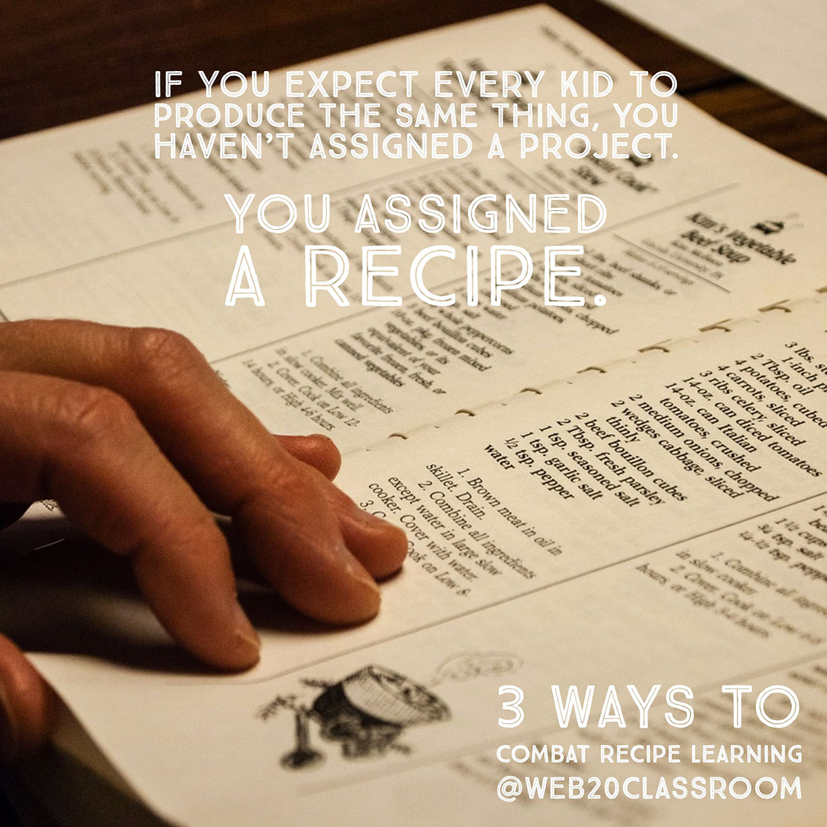 Recipe Learning