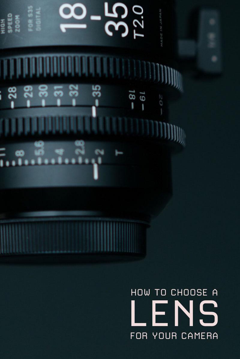 camera lens pinterest Lens<P>How to choose a<P>For your camera