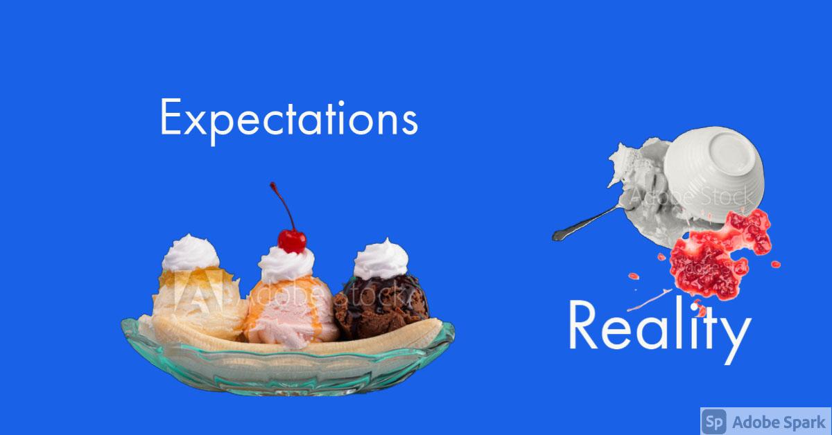 Reality Reality Expectations
