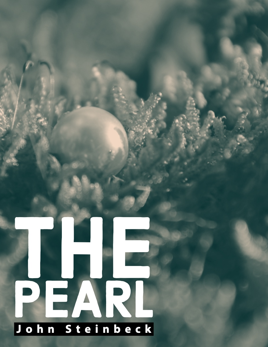The Pearl Book Cover The<BR>Pearl<P>John Steinbeck
