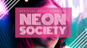 NEON SOCIETY Youtube 배너