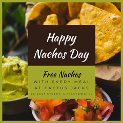 Nachos Day Promo igsquare Promotion