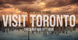 Red Sky Visit Toronto Facebook Post