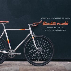 Biciclette in saldo Fonts Gratis