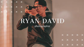 RYAN DAVID  Youtube 배너