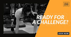 Ready For A Challenge Facebook Ad Gym