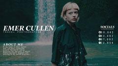 Emer Cullen Media Page Landscape Career Poster