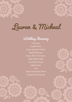 Lauren & Micheal  DJ