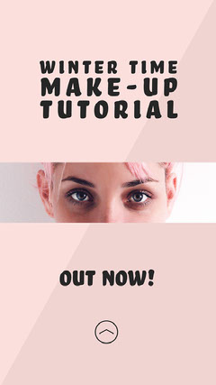 Makeup Tutorial IG Story Makeup