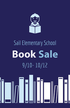 Book Sale Back to School