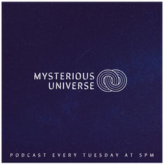 MYSTERIOUS<BR>UNIVERSE Podcast