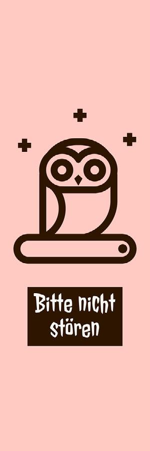 owl cartoon bookmarks  Lesezeichen