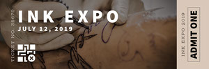 Ink expo Ticket