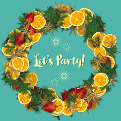 Let's Party! Christmas