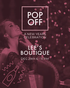 POP <BR>OFF<BR> New Year