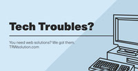 Tech Troubles? Facebookadvertenties