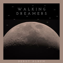 Walking Dreamers Moon Album Cover Stars