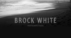 Black and White Music Blog Banner Beauty