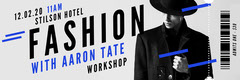 Fashion Ticket Workshop