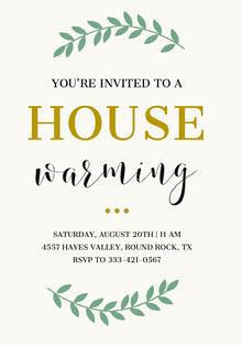 HOUSE  Invito