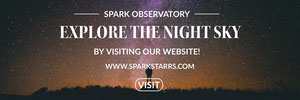 EXPLORE THE NIGHT SKY Banner