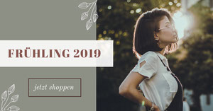 spring fashion banner ads Facebook-Anzeigen