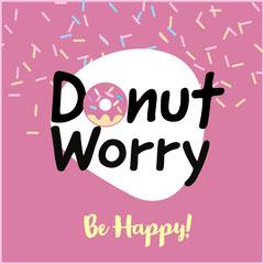 Worry Donut