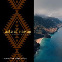 Taste of Hawaii Festival