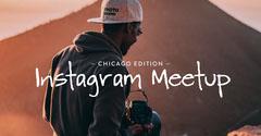 Instagram Meetup Event Banner
