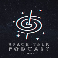 Galaxy Space Talk Science Podcast Instagram Square Galaxy