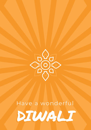 diwalicard Diwali