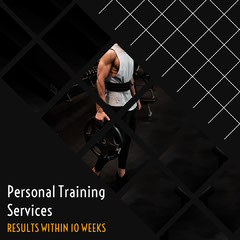 Personal Training Services Instagram square Sports