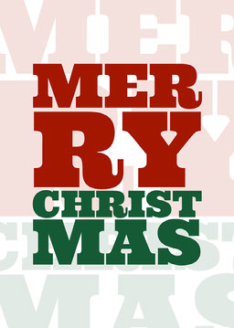 White Simple Christmas Postcard jeff-test-5