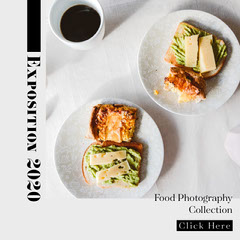 Food Photography Collection Instagram Square Photography