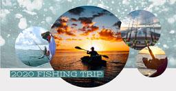 Blue Water Fishing Trip Facebook Post