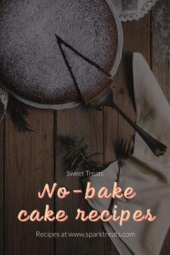No Bake Cake Recipes Pinterest  Cakes